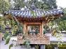타슈켄트의 서울정원은 서석지(瑞石池) 가 주축이 되었다.