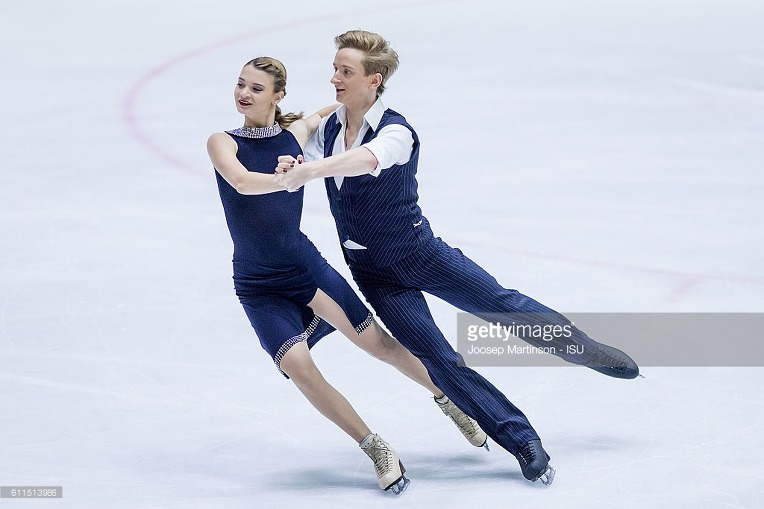 Анастасия Скопцова-Кирилл Алешин/танцы на льду - Страница 2 2233DC4457F0AEDF048157