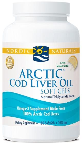 Nordic Naturals Cod Liver Oil Vs Green Pastures