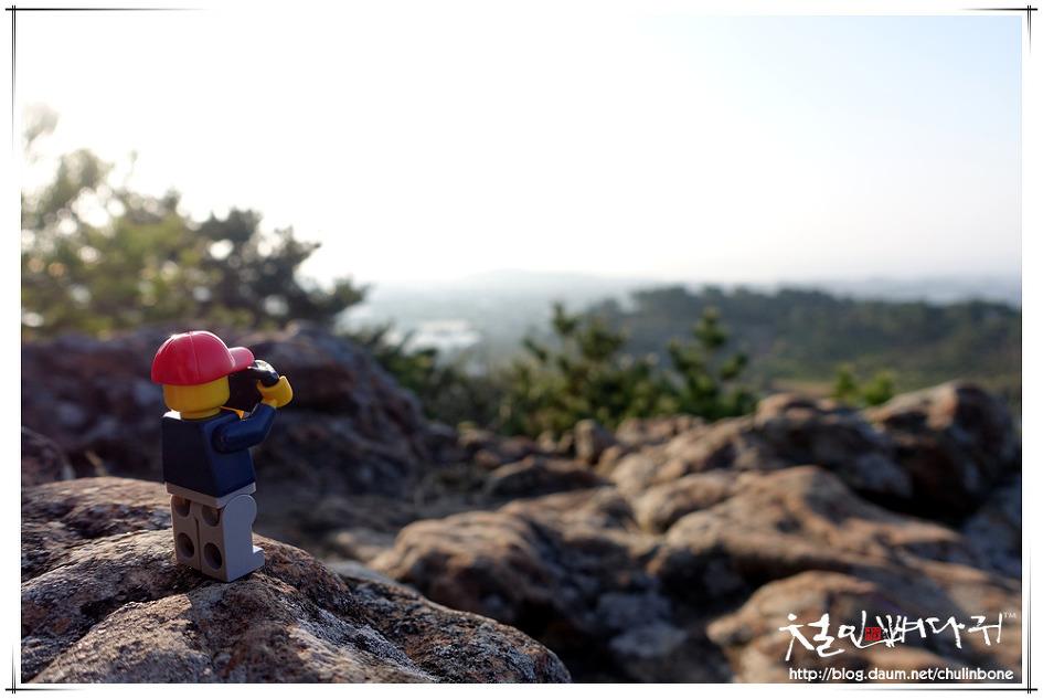 [레고사진사] 서포제동산 월라봉 정상 아침산책(제주도.서귀포)
