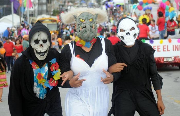 테구시갈파 설립 440주년 기념 축제 (사진)
